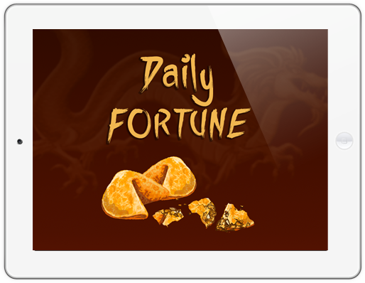 Daily Fortune Cookie for iPad
